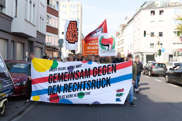"""Kurzbericht zur Demo """"Sülz für alle"""" am 11.05"""
