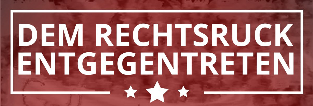 Am Tag der deutschen Einheit auf die Straße!
