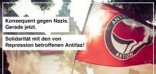 Solidarität mit den Antifas aus BaWü!