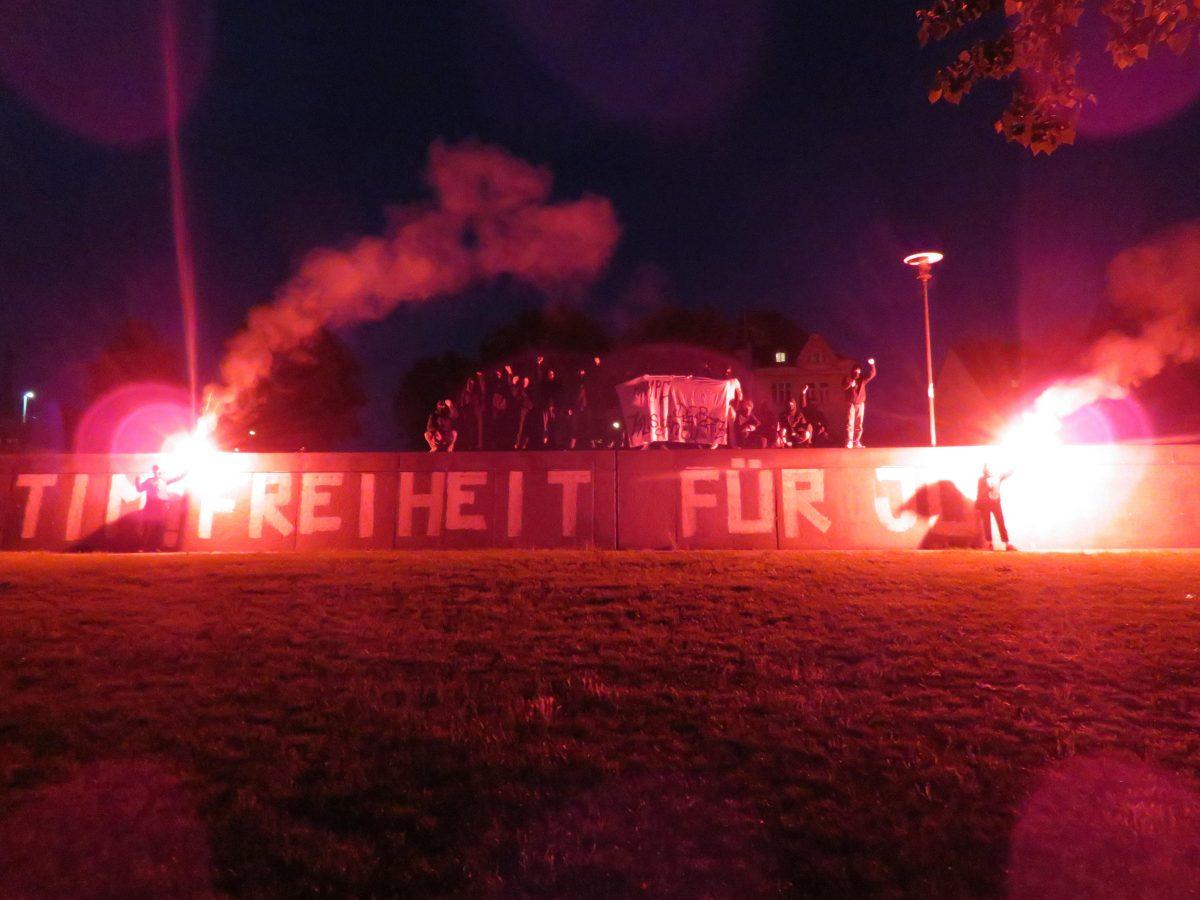 Antifaschismus ist legitim – Solidarität mit Jo!